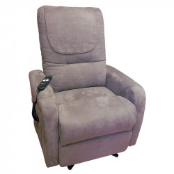 Fauteuil releveur HEVA taupe