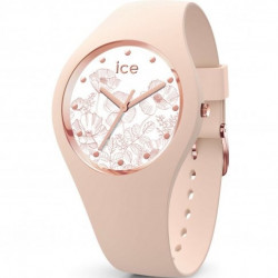 Montre Ice Watch Flower Rose Femme Taille S