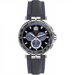 Montre Newport Chronographe Bleu