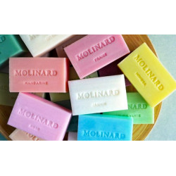 Savon Molinard - Fragrances assorties