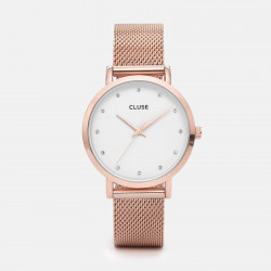 Montre Pavane Rose Gold Stones