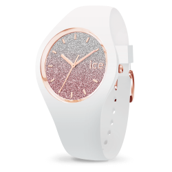 Montre ICE lo - White pink