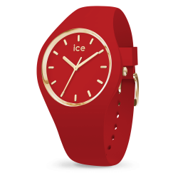 Montre ICE glam colour - Red