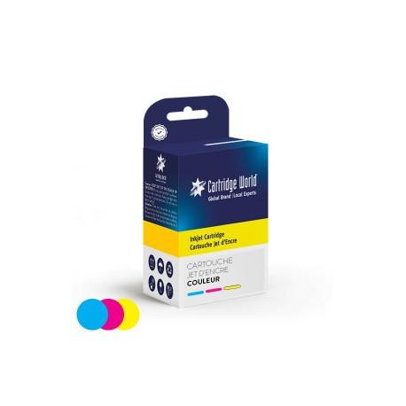 Cartouche d'encre HP 301 couleur Rechargée
