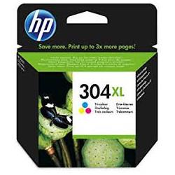 Cartouche d'encre HP 304 XL Couleur