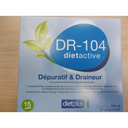 DR-104 Dépuratif-Draineur