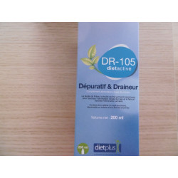 DR-105 Dépuratif-Draineur