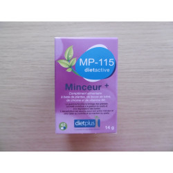 MP-115 dietactive Brûleur et Draineur