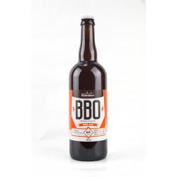 Bière Red Ale BBO - Brasserie Bellenaert