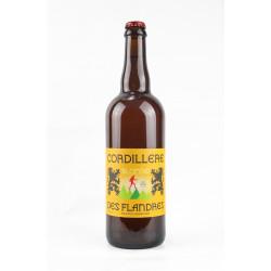 Bière Cordillère des Flandres Blonde - Brasserie de Katsbier