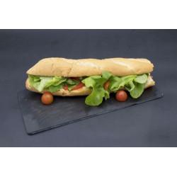 Sandwich italien végétarien