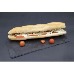 Sandwich Le Crudité (végétarien)