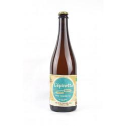 Bière Épinette - Brasserie Paysanne de l'Artois