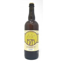 Bière Bonnette Blonde - Brasserie des 7 Bonnettes