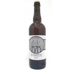 Bière Bonnette Triple - Brasserie des 7 Bonnettes