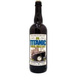 Bière IPA Titanic - Brasserie White Star