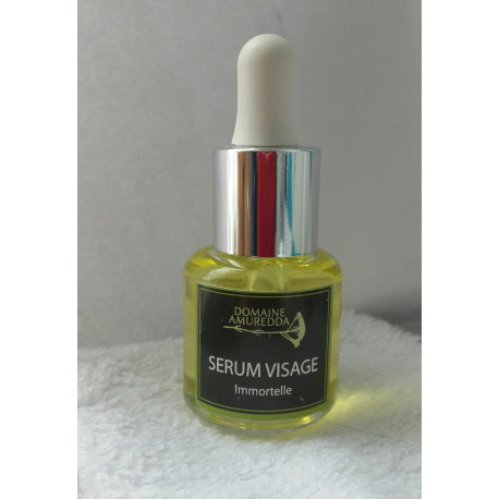 serum visage à l'immortelle 15 ml SOLDE