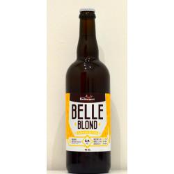 Bière Belle Blond - Brasserie Bellenaert