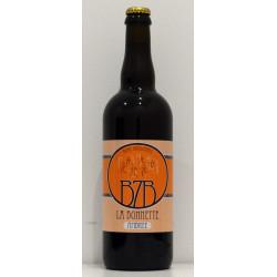 Bière Bonnette Ambrée - Brasserie des 7 Bonnettes