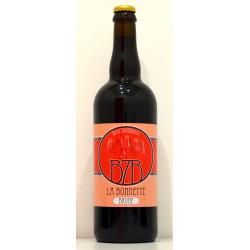 Bière Bonnette Brune - Brasserie des 7 Bonnettes