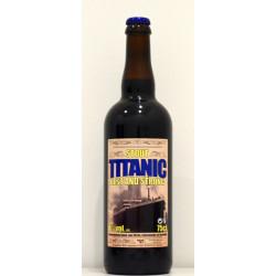 Bière Stout Titanic - Brasserie White Star