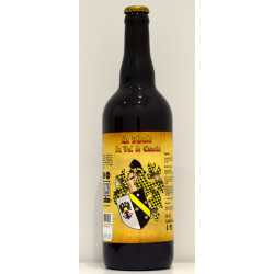 Bière Blonde val de Canche - Brasserie White Star