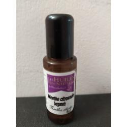 huile essentielle de Menthe citronnée bergamote 8 ml bio (mentha citrata)