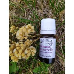 huile essentielle d'immortelle 5 ml bio (helichrysum italicum)