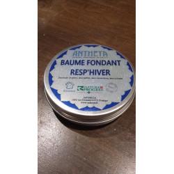 baume fondant resp'hiver 50 gr (labellisé nature et progrès et slow cosmétique)