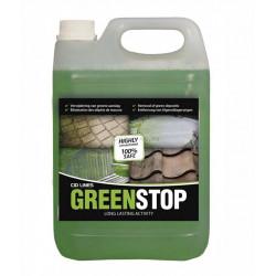 Nettoyant surfaces exterieures Green stop 5L