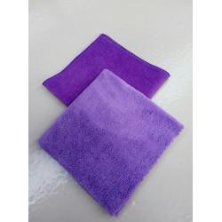 Microfibre Kit ménage violet