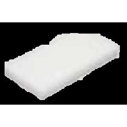 Tampon pad blanc