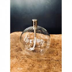 Lampe à huile sphère Taille S