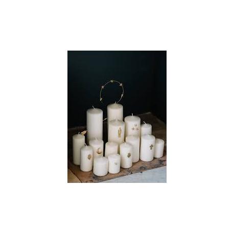 Bijoux de bougies Stars