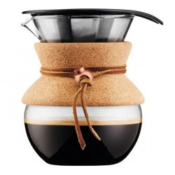 Cafetiere pour over bodum 0.5L-4tasses
