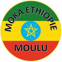 Café moka Ethiopie moulu
