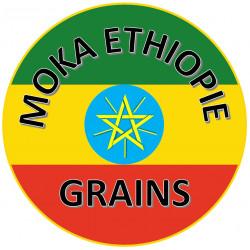 Café moka Ethiopie en grain