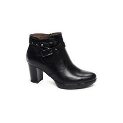 boots avec talon de la marque italienne Nero giardini