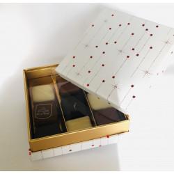 Boîte Noël 9 chocolats