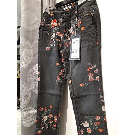 Pantalon Imprimé Garcia Jeans