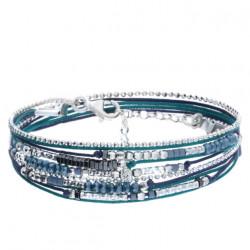 Bracelet DORIANE 2 tours