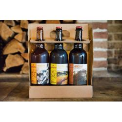 Coffret dégustation - 3 bières régionales De Katsbier