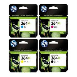 Cartouche d'encre HP 364XL